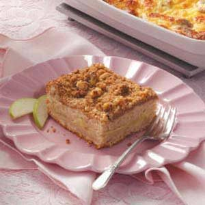 Crumble-Top Coffee Cake Recipe