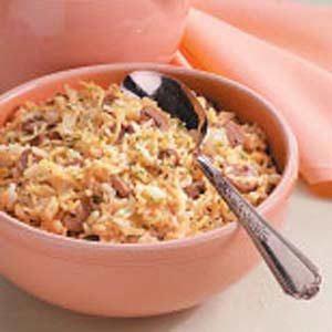 Mushroom Pilaf Recipe