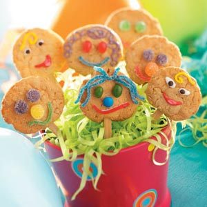 Homemade Lollipop Cookies Recipe