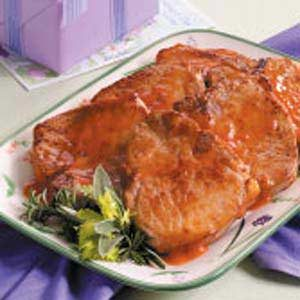 Pennsylvania Dutch Pork Chops Recipe