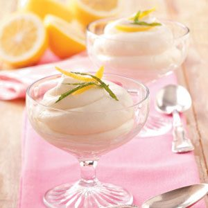 Lemon Velvet Dessert Recipe