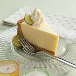No-Bake Lime Cheesecake Recipe