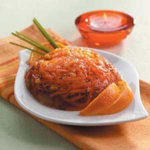 Asian Veggie Gelatin Recipe