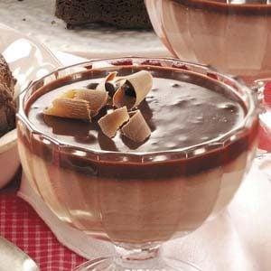 Cinnamon Chocolate Mousse Recipe