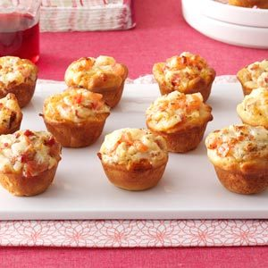 Tomato Bacon Cups Recipe