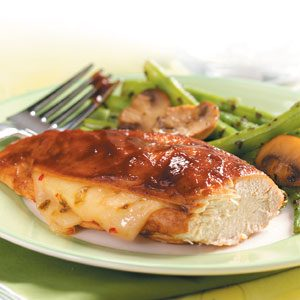 Barbecue Jack Chicken Recipe