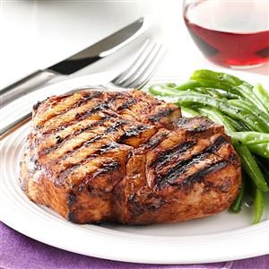 Zesty Grilled Chops Recipe