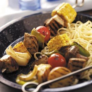 Family Favorite Kabobs Recipe photo by Taste of Home
