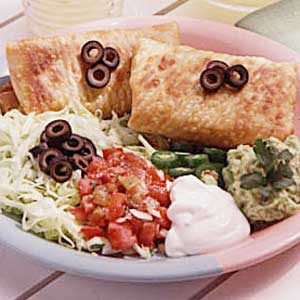 Chimichangas Recipe