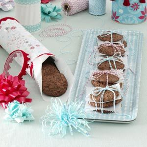 Double-Chocolate Espresso Cookies Recipe