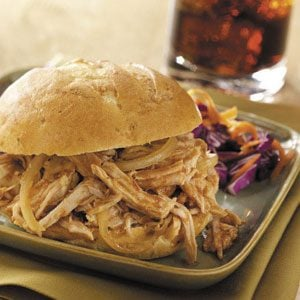 Slow-Cooked Shredded Pork Recipe