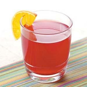 Cranberry Herbal Tea Cooler Recipe