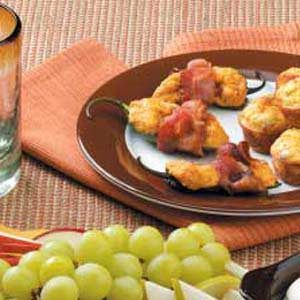 Bacon-Wrapped Cajun Jalapenos Recipe