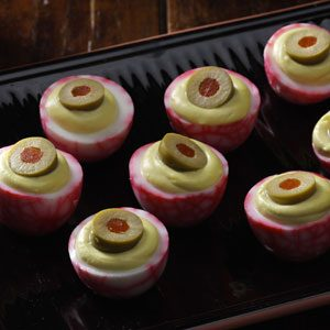 Goblin Eyeballs Recipe