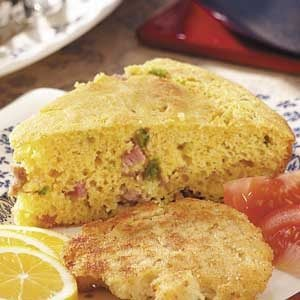 Hambalaya Corn Bread Recipe