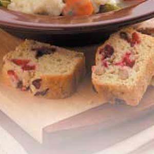 Tart Cranberry Orange Bread Recipe