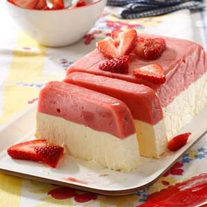 Strawberry Sorbet Sensation Recipe