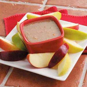 Toffee Caramel Dip Recipe