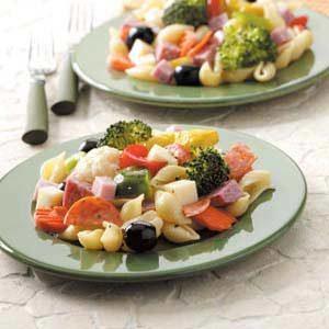 Antipasto Picnic Salad Recipe