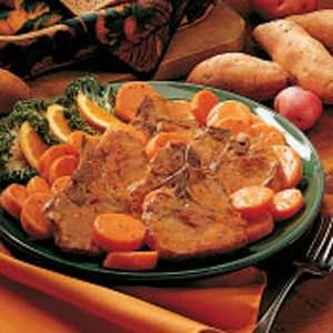 Pork and Sweet Potatoes Recipe