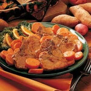 Pork and Sweet Potatoes Recipe