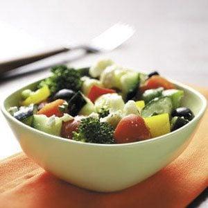 Picnic Vegetable Salad Recipe