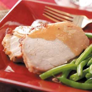 Cranberry-Mustard Pork Loin Recipe