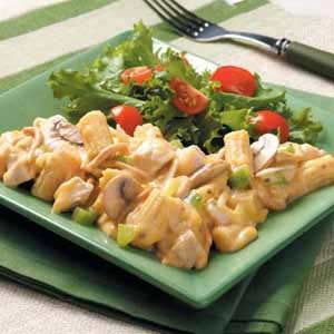 Turkey Casserole with Chow Mein Noodles Recipe