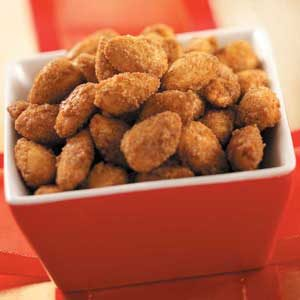 Holiday Almonds Recipe