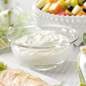 Easy Mock Devonshire Cream Recipe
