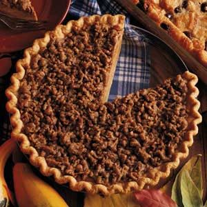 Crunchy Sweet Potato Pie