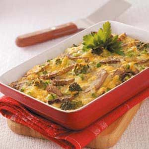 Fresh Vegetable Frittata Recipe