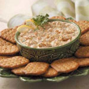 Sesame Salmon Spread Recipe
