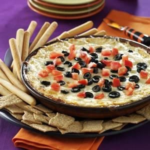 Gooey Pizza Dip Recipe