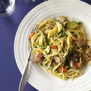 Ham It Up Primavera Recipe