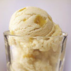 Nectarine Ice Cream Recipe