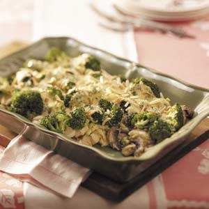 Broccoli Chicken Supreme Recipe