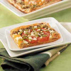 Terrific Tomato Tart Recipe