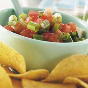 Chunky Bloody Mary Salsa Recipe
