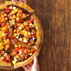 Taco Pizza Grande Recipe
