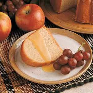 Apple Cider Pound Cake Recipe