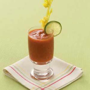 Flavorful Tomato Juice Recipe