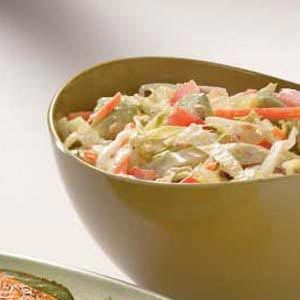 Southwest Iceberg Slaw Recipe