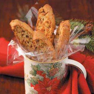 Butter Brickle Biscotti