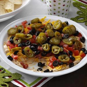 Family-Favorite Taco Dip Recipe