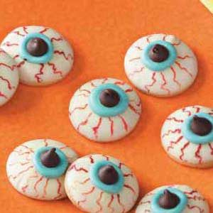 Eyeball Cookies Recipe