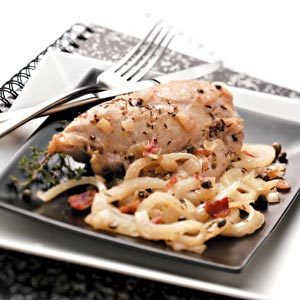 Aromatic Fennel Chicken Recipe