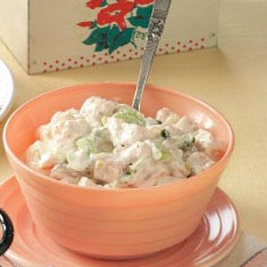 Turkey Salad with Pistachios
