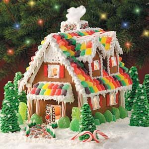 15 Gingerbread House Ideas