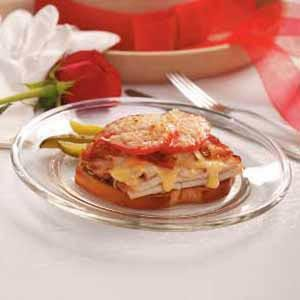 Hot Brown Sandwiches Recipe